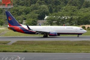 GI/LHA/広東龍浩航空 GI4209 B737-800F B-220M
