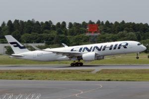 AY/FIN/フィンランド航空 AY74 A350-900 OH-LWG