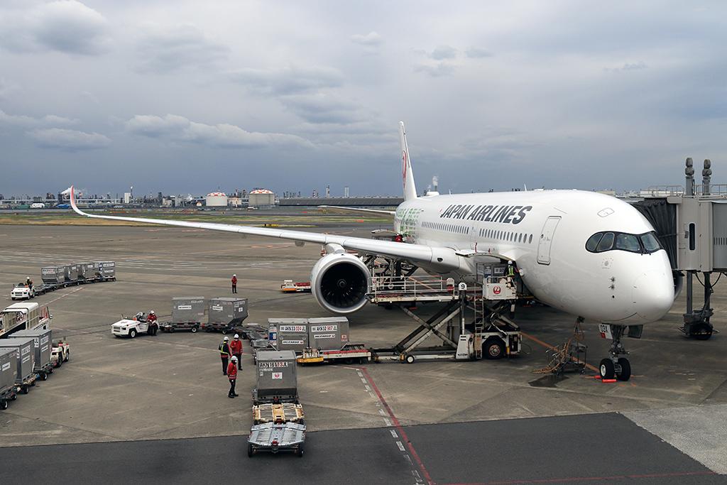 JL305 A350-900 JA03XJ