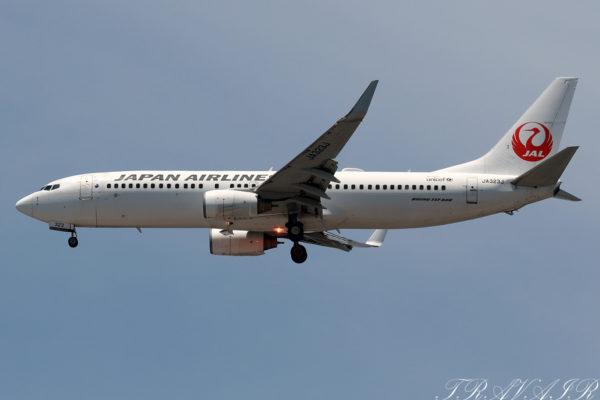 JL/JAL/日本航空 JL664 B737-800 JA323J