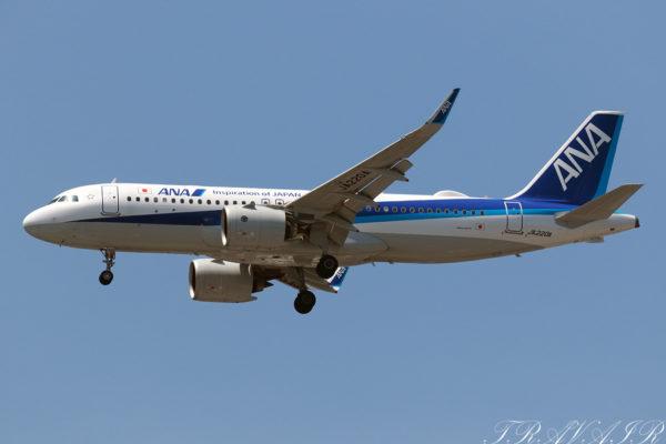 NH/ANA/全日空 NH296 A320Neo JA220A