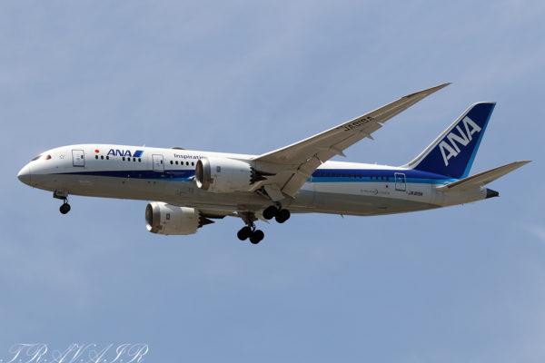 NH/ANA/全日空 NH90 B787-8 JA818A