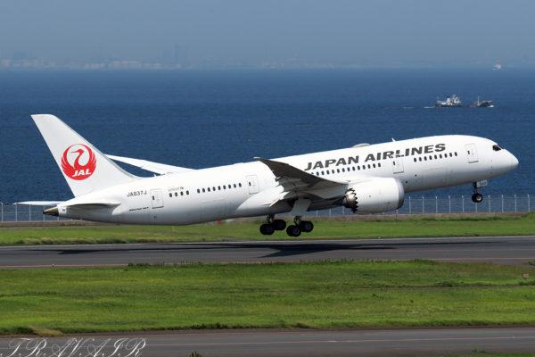 JL/JAL/日本航空 JL8921 B787-8 JA837J