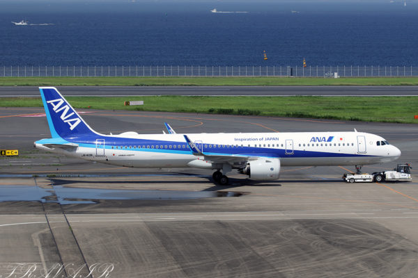 NH/ANA/全日空 - A321Neo JA143A