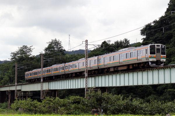 211系普通列車