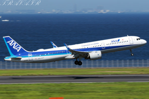 NH/ANA/全日空 NH385 A321Neo JA143A