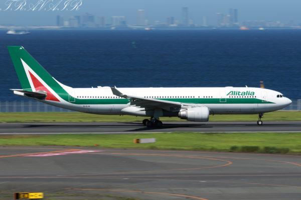 AZ/AZA/アリタリア航空 AZ793 A330-300 EI-EJN