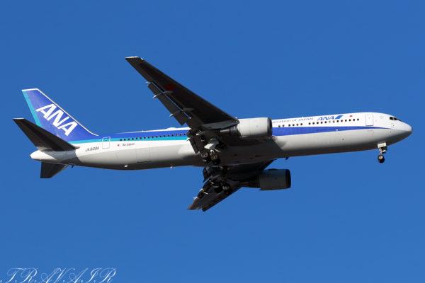 NH/ANA/全日空 NH32 B767-300ER JA609A