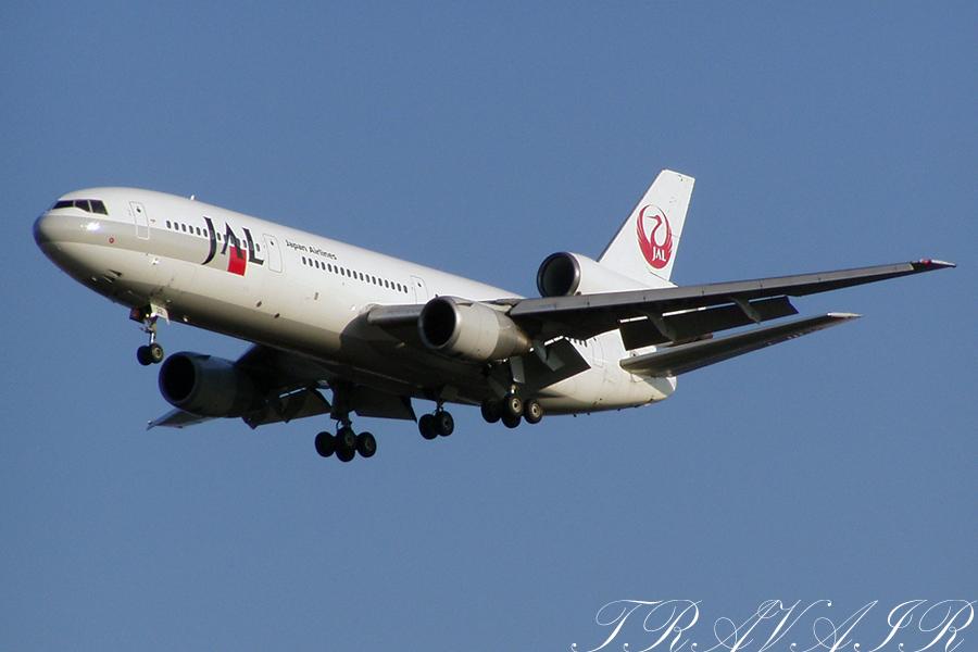 JL/JAL/日本航空 DC10-40I JA8532