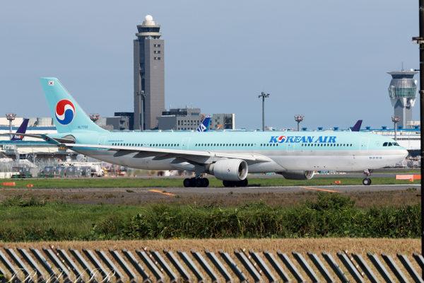 KE/KAL/大韓航空 KE704 A330-300 HL7702