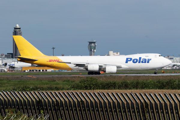 PO/PAC/ポーラエアカーゴ PO749 B747-8F N851GT