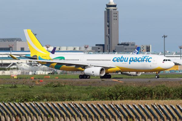 5J/CEB/セブパシフィック航空 5J5061 A330-300 RP-C3347