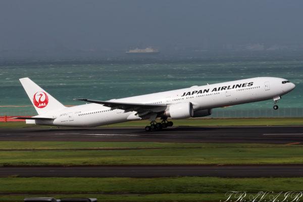 JL/JAL/日本航空 JL6712 B777-300ER JA737J