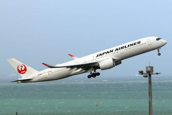 JL/JAL/日本航空 JL921 A350-900 JA09XJ