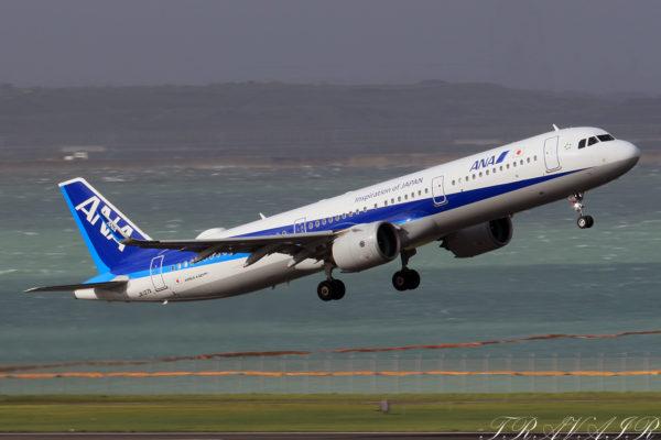 NH/ANA/全日空 NH567 A321Neo JA137A