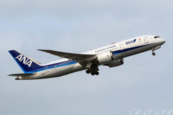 NH/ANA/全日空 NH71 B787-8 JA831A