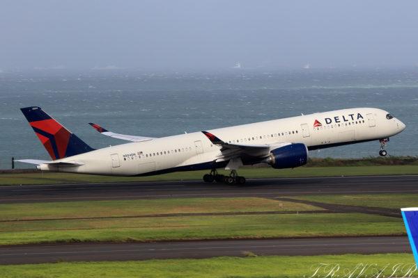 DL/DAL/デルタ航空 DL296 A350-900 N504DN