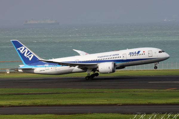 NH/ANA/全日空 NH1095 B787-9 JA874A