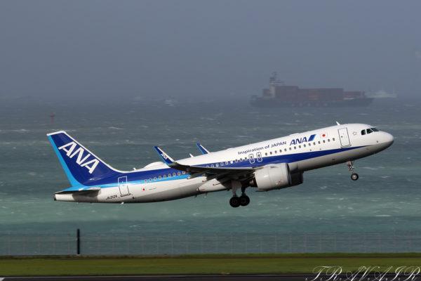 NH/ANA/全日空 NH455 A320NG JA212A