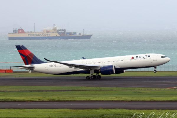 DL/DAL/デルタ航空 DL166 A330-900 N410DZ