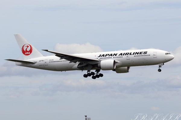 JL/JAL/日本航空 JL904 B777-200ER JA710J
