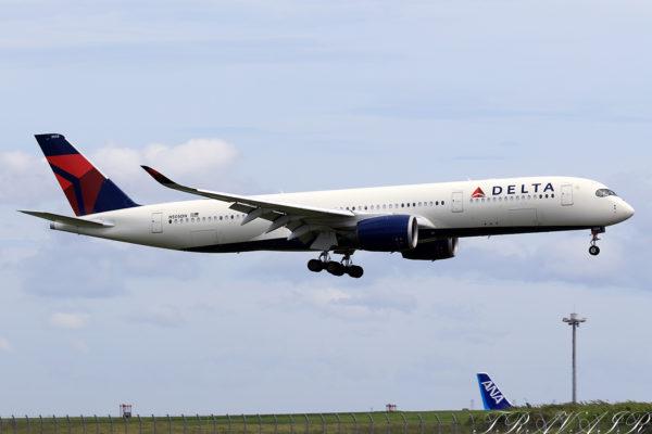 DL/DAL/デルタ航空 DL295 A350-900 N505DN