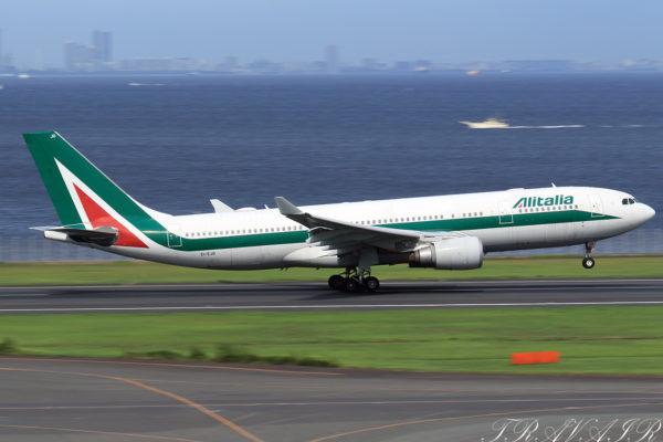 AZ/AZA/アリタリア航空 AZ793 A330-200 EI-EJO