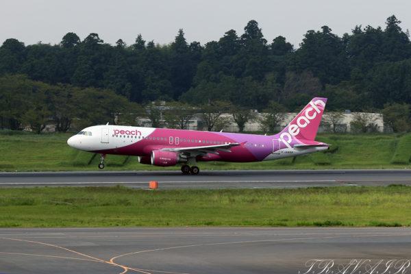 MM/APJ/ピーチアビエーション MM567 A320 JA815P
