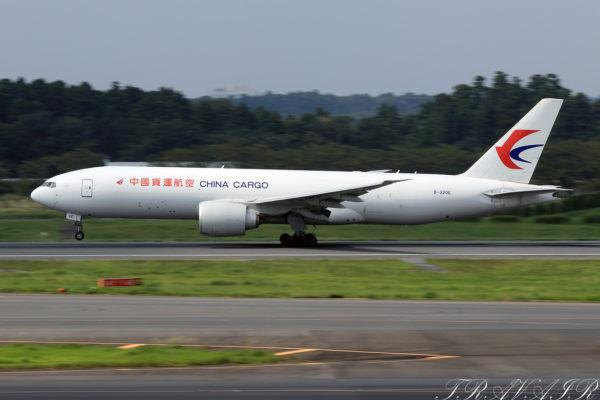 CK/CKK/中国貨運航空 CK242 B777-F B-220E