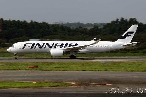 AY/FIN/フィンランド航空 AY72 A350-900 OH-LWG