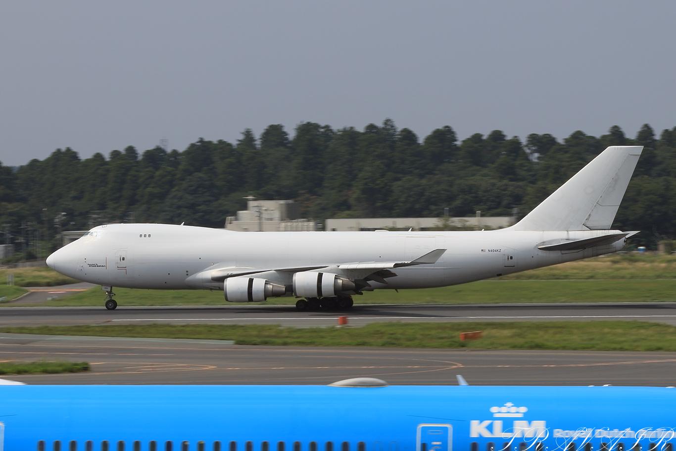 KZ/NCA/日本貨物航空 KZ7101 B747-400F N404KZ