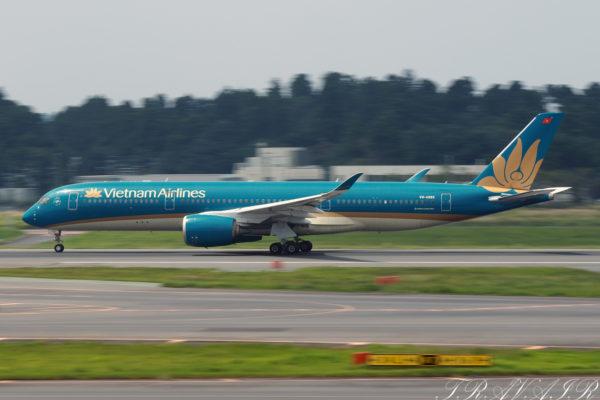 VN/HVN/ベトナム航空 VN311 A350-900 VN-A889