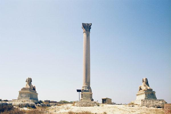 ポンペイの柱