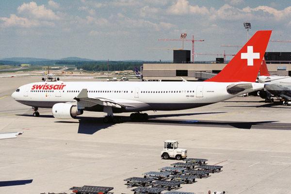 SR/SWR/スイス航空 A330-200 HB-IQD