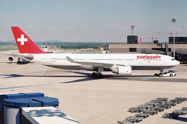 SR/SWR/スイス航空 A330-200 HB-IQN