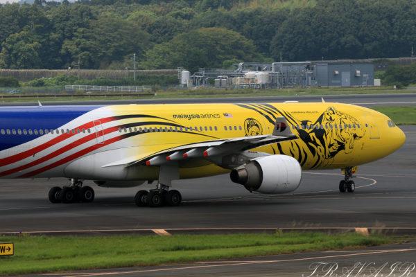 MH/MAS/マレーシア航空 A330-300 9M-MTG