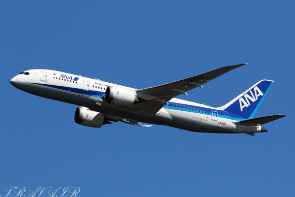 NH/ANA/全日空 NH65 B787-8 JA812A