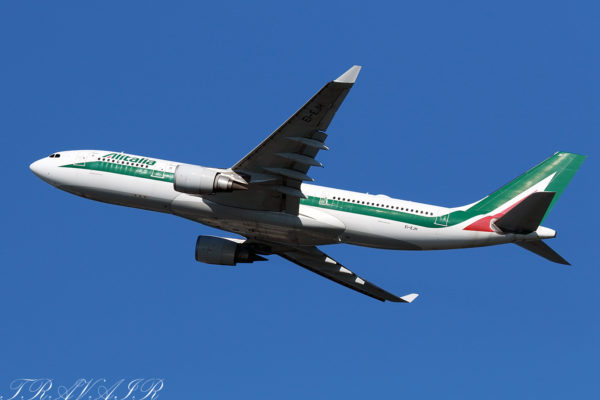 AZ/AZA/アリタリア航空 AZ793 A330-200 EI-EJH
