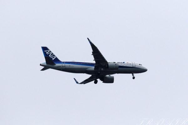 NH/ANA/全日空 NH572 A320Neo JA220A