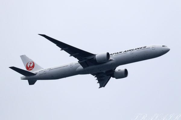 JL/JAL/日本航空 JL44 B777-300ER JA740J