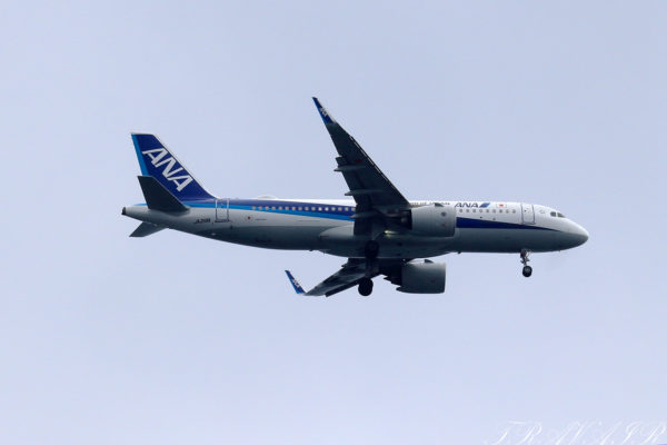NH/ANA/全日空 NH742 A320Neo JA218A
