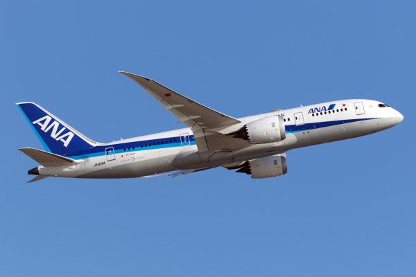NH/ANA/全日空 NH31 B787-8 JA815A