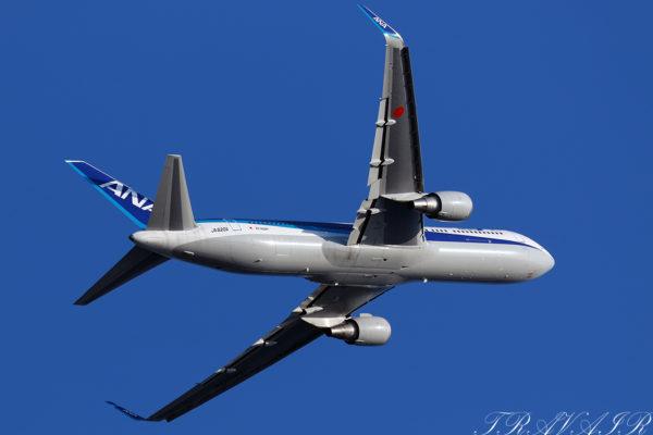 NH/ANA/全日空 NH593 B767-300ER JA620A
