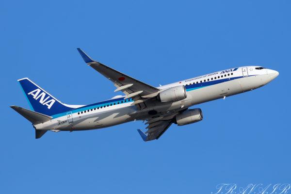 NH/ANA/全日空 NH567 B737-800 JA73AN