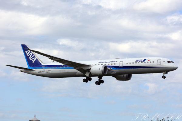 NH/ANA/全日空 NH820 B787-10 JA901A