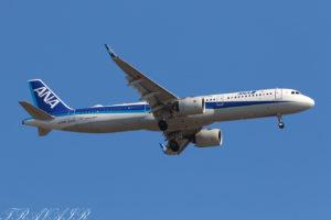NH/ANA/全日空 NH566 A321Neo JA149A