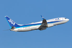 NH/ANA/全日空 NH385 B737-800 JA89AN