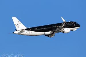 7G/SFJ/スターフライヤー 7G51 A320 JA26MC