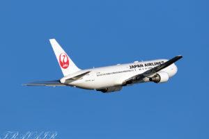 JL/JAL/日本航空 JL325 B767-300ER JA612J