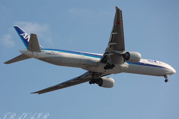 NH/ANA/全日空 NH212 B777-300ER JA785A